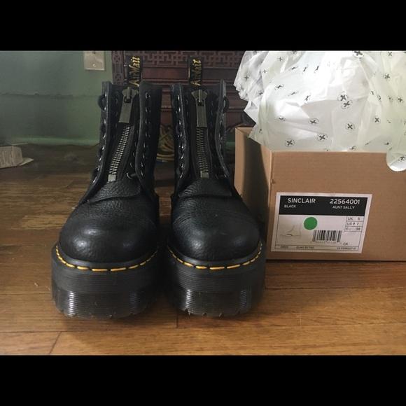 af532a21998 Dr. Martens Shoes   Dr Martens Sinclair Boots   Poshmark